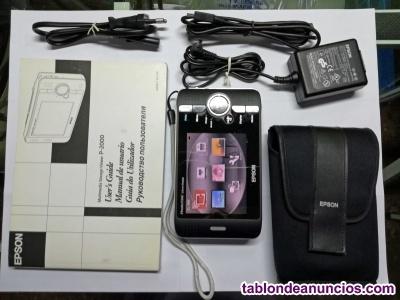 Epson p2000 almacenaje y visor de imágenes
