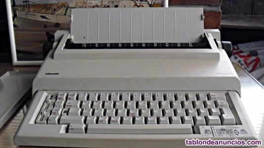 Maquina de escribir olivetti -pt-505