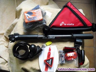 Kit de accesorios de bicicletas