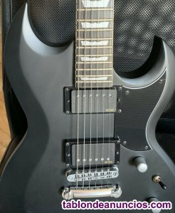 Guitarra Schecter S-II Platinum
