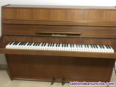 Ocasión!,vendo Piano Vintage de la prestigiosa marca *ZImmerman*