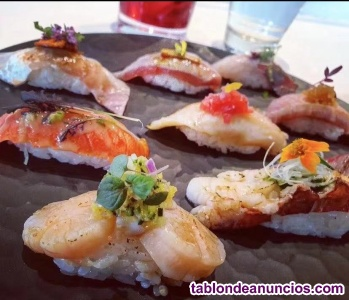 Busca Cociner@ y Camarer@ con Experiencia en Madrid
