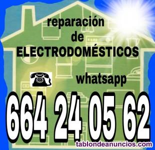 Reparación económica electrodomesticos