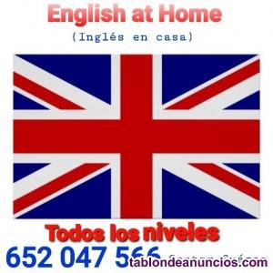 Clases de Inglés a todos los niveles