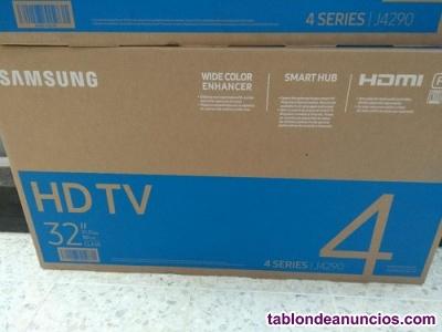 Tv hd samsung clase n4000 serie 4 de 32 pulgadas