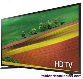 Tele LED Samsung, TV HD, Alta Definición, pantalla de 32 ''