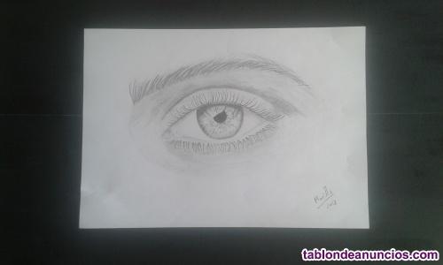 Busco profesor/a de dibujo online. Cádiz.