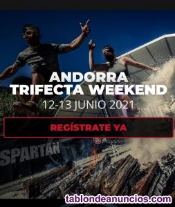 Entradas spartan Andorra