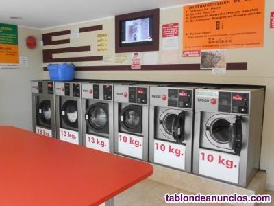 Busco socio en Manresa para montar lavandería autoservicio