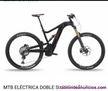 Bicicleta eléctrica ATOM X TALLA S