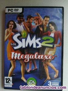 Los Sims 2 Megaluxe