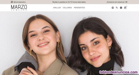 Tienda online joyeria femenina