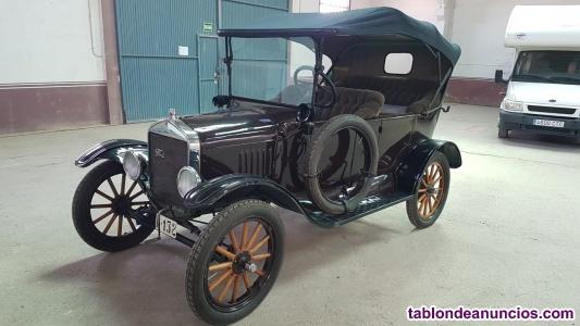 Se Vende Coche Clasico Ford T de Pedales
