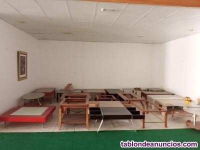 Lote de muebles