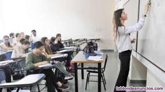 Professors de Valencià per a escola d'adults