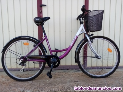Vendo 1 bicicletas de paseo nueva