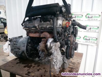 VENTA DE MOTOR MERCEDES SPRINTER TIPO MOTOR D/611981