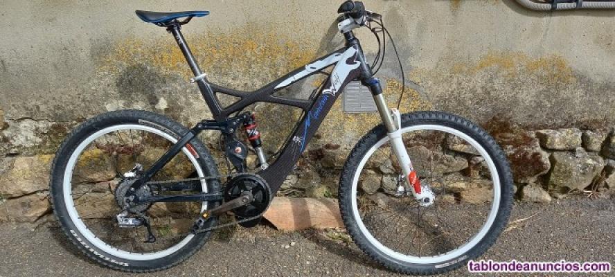 Se vende bici electrica