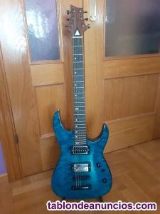 Venta de guitarra electrica marca gewa