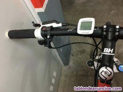 Bicicleta de montaña bh expert