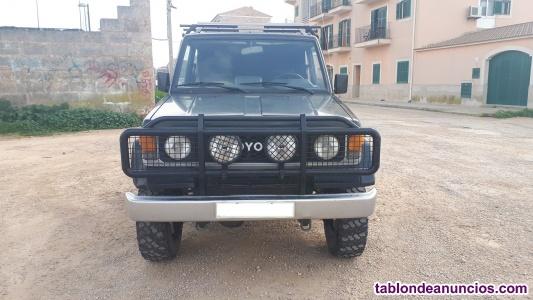 Vendo 4x4 Toyota Land Cruiser LJ70 1986