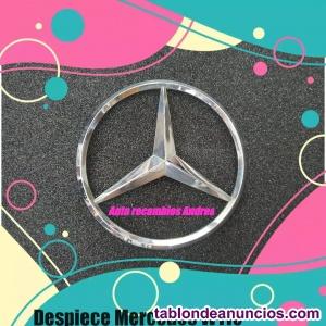 Despiece Mercedes  W115