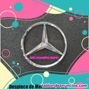 Despiece Mercedes  W123