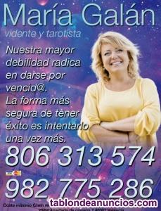 Tarot y videncia María Galan