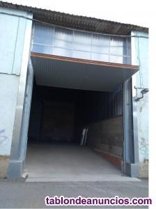 Alquio plaza s de garaje autocaravanas , coches,....