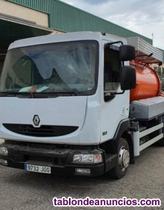 Camión para alcantarillado, vaciado de fosas - TODA ESPAÑA -  695 12 66 00