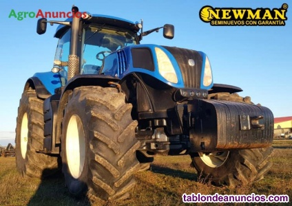 Tractor new holland t8 360