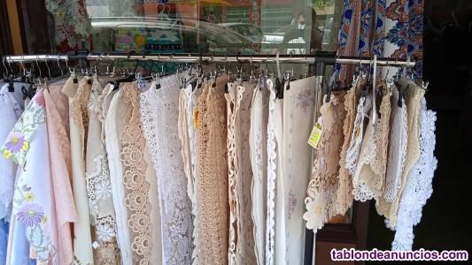 Se vende tienda de Bazar y Mantelería