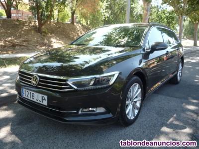 Volkswagen passat variant advance tdi 150