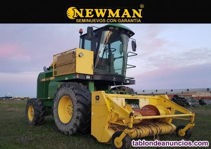 Tractor john deere picadora 6710