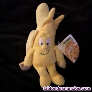 Vendo peluche banana muñeco Con Etiqueta