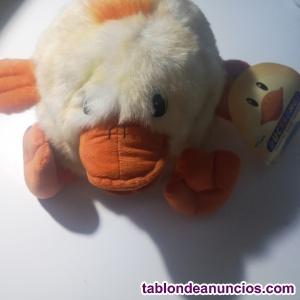 Vendo peluche muñeco Pato