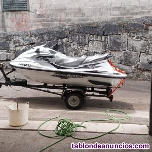 Moto de agua YAMAHA XLT 1200 155cv