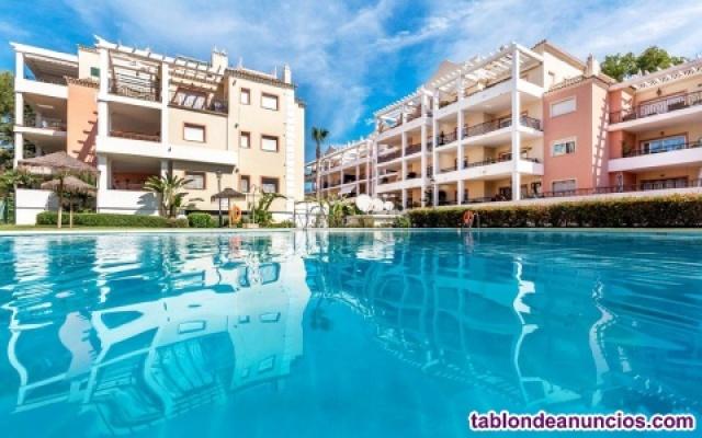 Venta apartamento en Marbella junto al campo de golf las Brisas