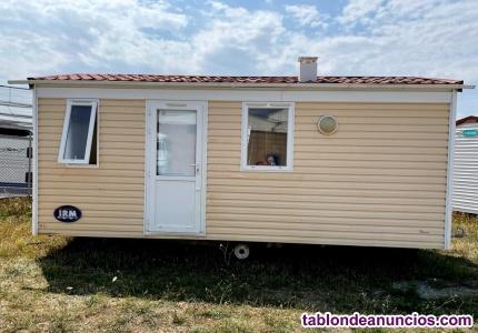Mobilhome de ocasión, 2 dormitorios