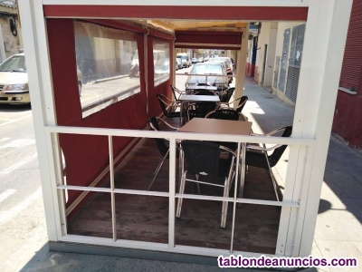 Alquiler cafetería con traspaso centro Torrevieja