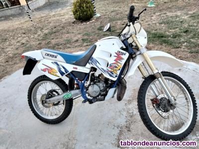 MOTO DERBI SENDA R 50cc BAD BOY