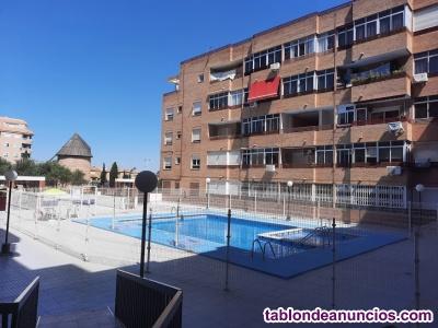 Venta apartamento 1 dormitorio con piscina Torrevieja