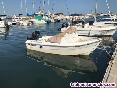 Barca Estable 400