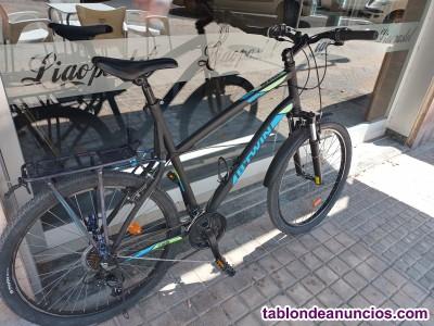 Se vende bicicleta  btwin  340 movil 695234090