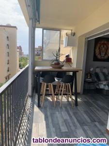 Bonito apartamento con amplia terraza en Santa Margarita, Roses