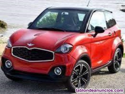 Coches sin carnet marca Chatenet