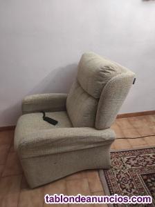 Sofá electrico