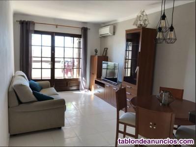 Apartamento de 3 habitaciones con piscina aire acondicionado y playa a 400m
