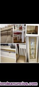 !!!URGENTE¡¡¡ Vendo muebles de diseño (VERSACE)