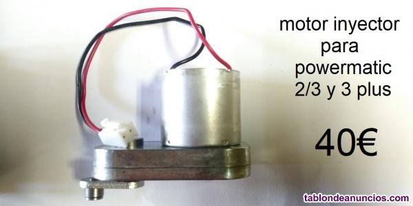 Motor inyector powermatic 2/3 y 3+